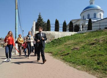 Экскурсия «По улице Калужской»