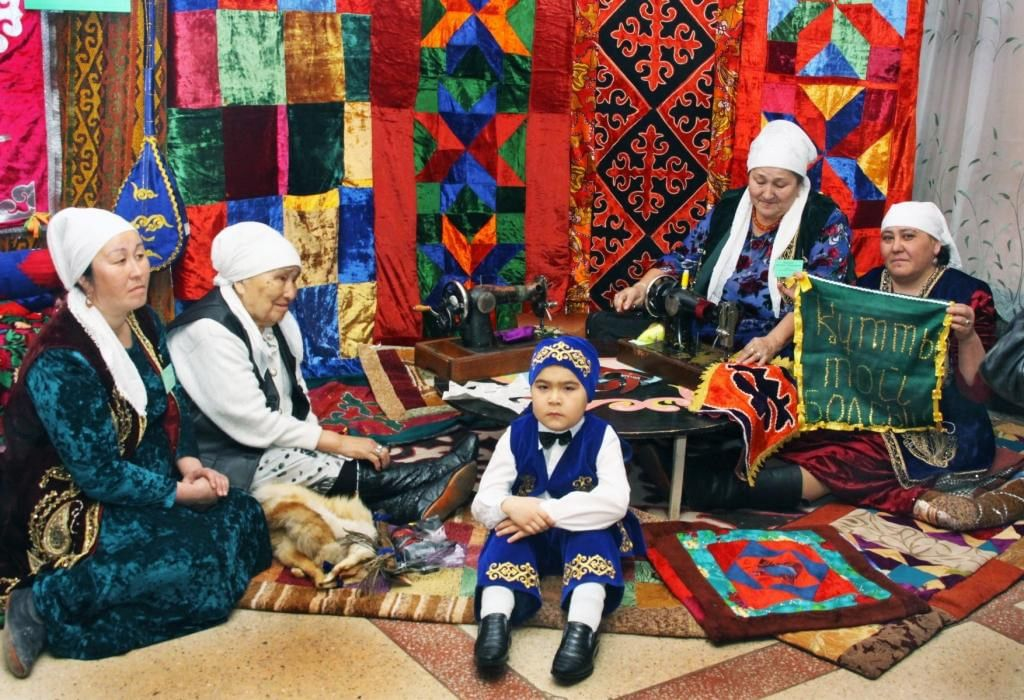 картинки о казахском народе свидетельствам историков