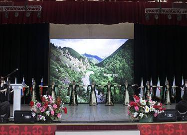 Благотворительный концерт ансамбля «Магас»