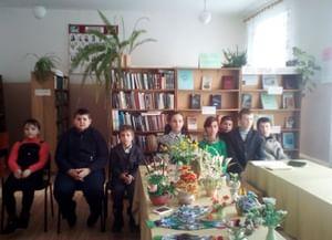 Будочковская поселенческая библиотека