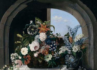 Выставка «Цветы – остатки рая на земле»