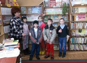 Сельцовская поселенческая библиотека