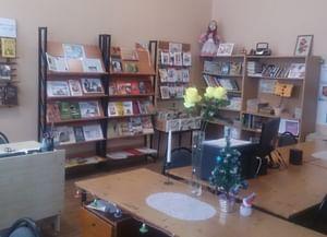 Скляевская библиотека-филиал