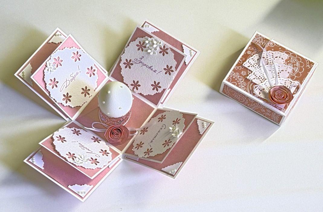 открытки коробочки своими руками мастер класс себя свой