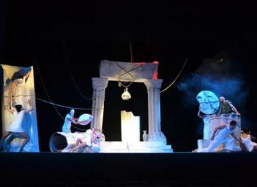 Спектакль «Диоген»
