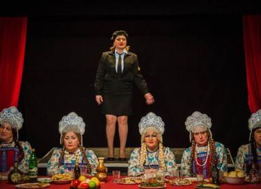 Спектакль «Баба Шанель»