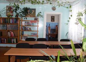 Библиотека-филиал № 1 с. Дутово