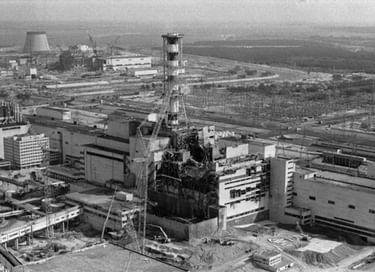 Лекция-визуализация «Чернобыльская трагедия»