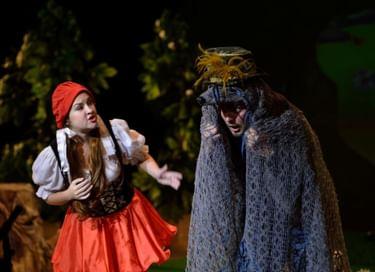 Опера «Красная Шапочка»