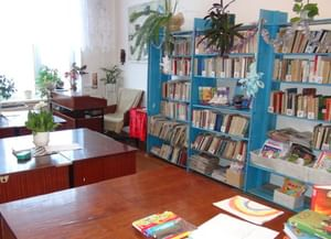 Русскогвоздёвская библиотека-филиал