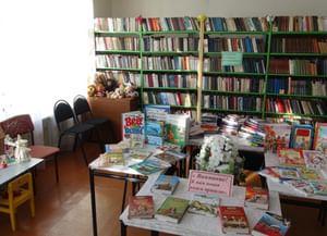Лопатинская библиотека-филиал