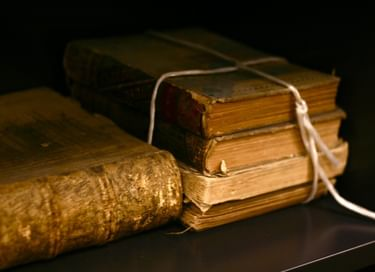 Музейный урок «Книга: от рукописной до электронной»