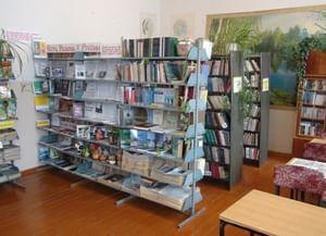 Айдаровская библиотека-филиал