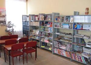 Большеверейская библиотека-филиал