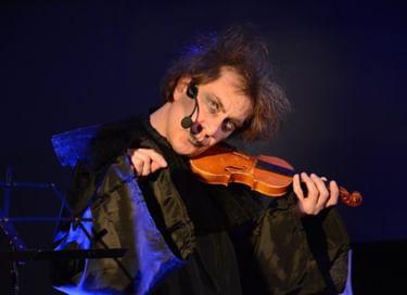 Спектакль «Моцарт и Сальери»