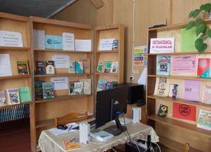 Свенская поселенческая библиотека