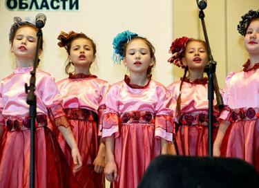 Фестиваль «Соцветие дружное Урала»