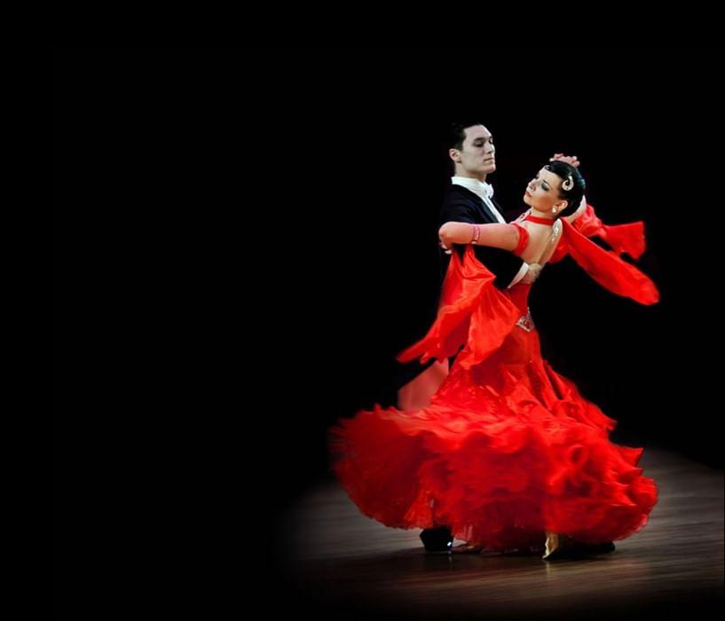 Мастер-классы по бально спортивным танцем