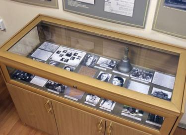 Выставка «Деятельность подполья в Лужском районе в годы Великой Отечественной войны»