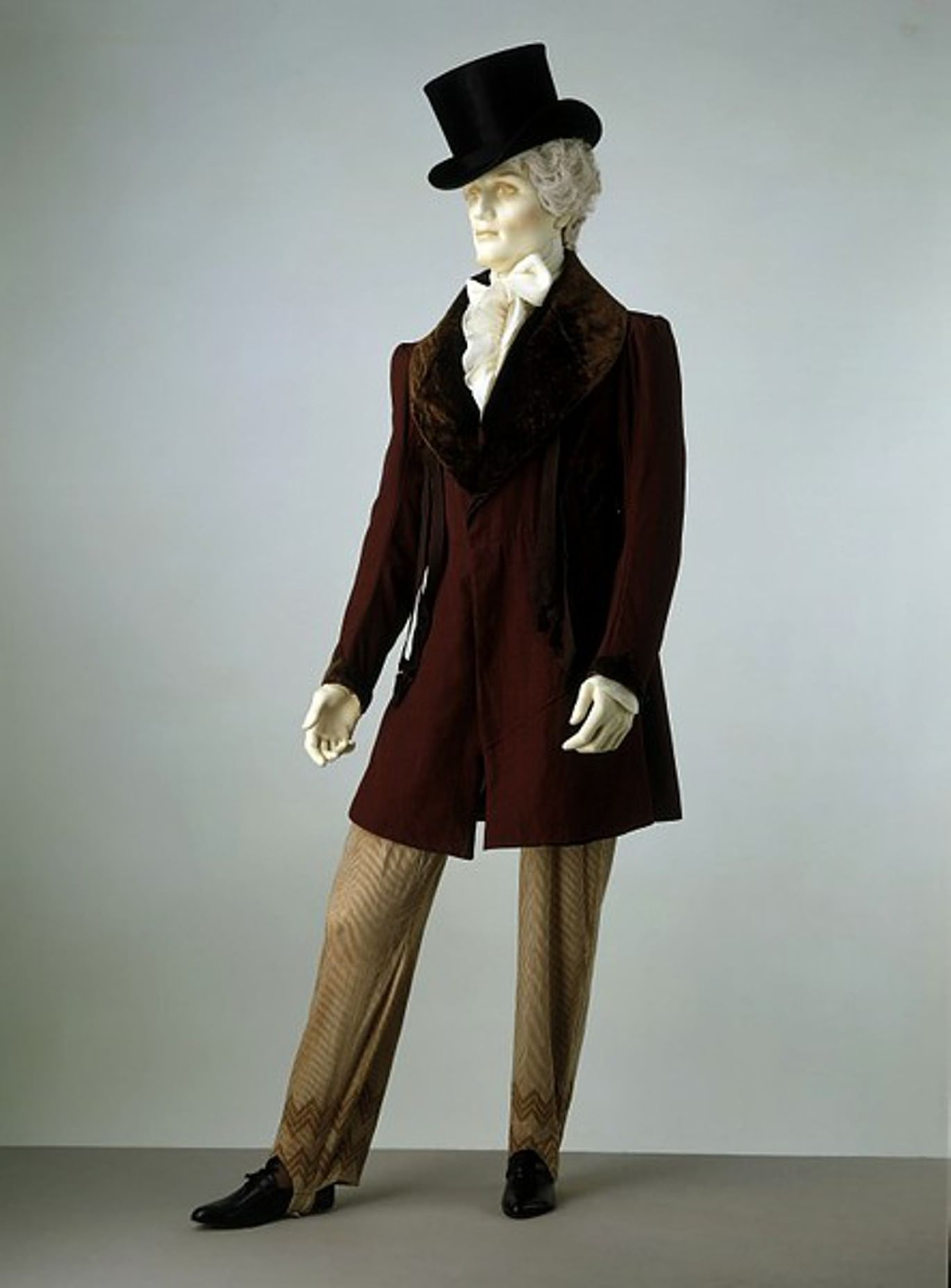 Краткая история мужской моды XVIII – начала XX века. Галерея 3