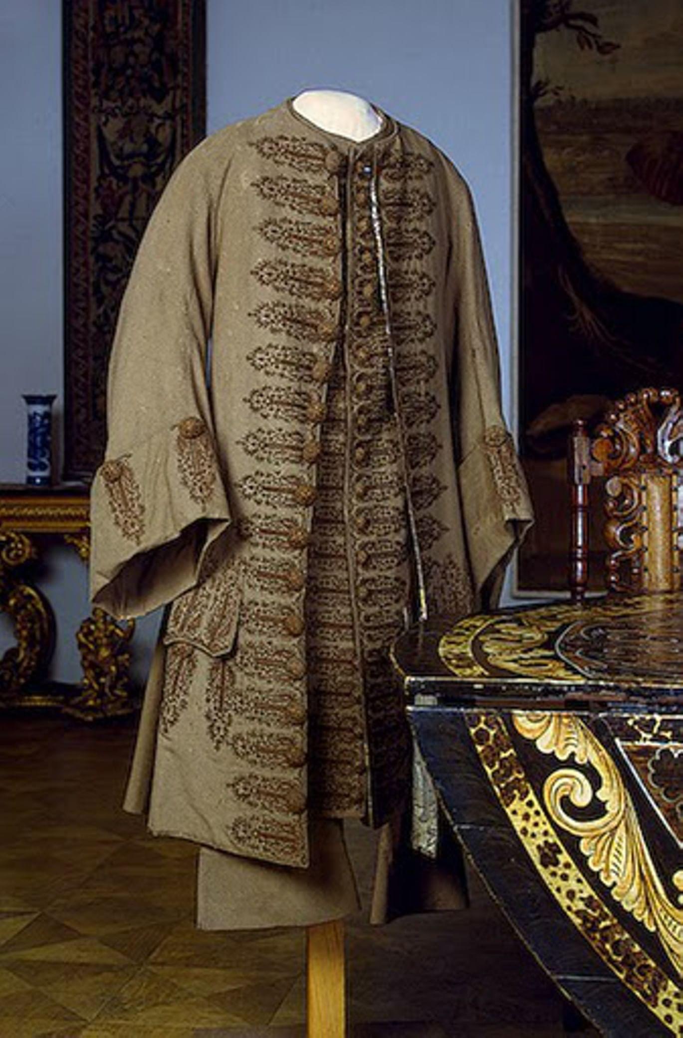 Краткая история мужской моды XVIII – начала XX века. Галерея 1