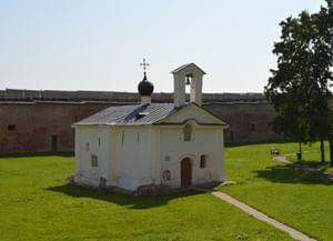 Памятник-музей церковь Андрея Стратилата