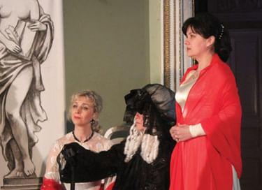 Спектакль «Дама Пик»