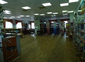 Большеталдинская модельная сельская библиотека