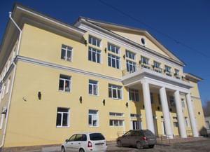 Центральная библиотека им. Е. И. Аркадьева