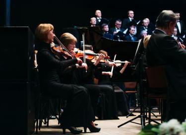 Концерт «Пасхальный тур Магнитогорской капеллы»