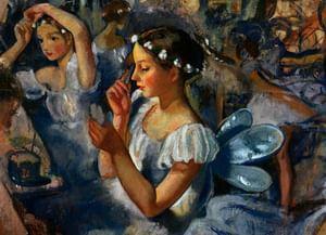 Ретроспектива Зинаиды Серебряковой в Третьяковской галерее