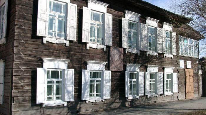 Мемориальный дом-музей «Квартира Г. М. Кржижановского и В. В. Старкова»
