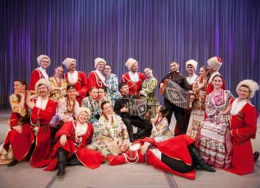 Концерт ансамбля «Криница»