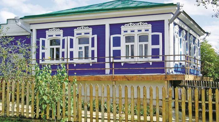 Старый дом М. А. Шолохова