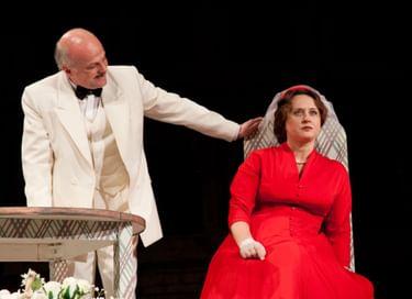 Спектакль «Семья Сориано, или Итальянская комедия»