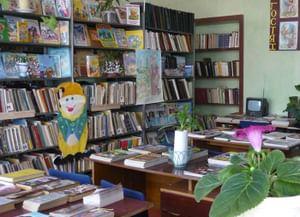 Глубочанская сельская библиотека