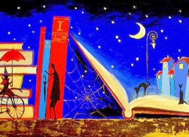 Библионочь в Буланихинской модельной библиотеке