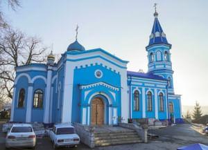 Храм Рождества Пресвятой Богородицы во Владикавказе