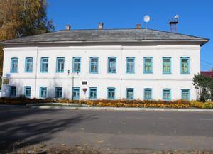 Сольвычегодская библиотека-усадьба Козьмы Пруткова