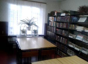 Подколодновская сельская библиотека