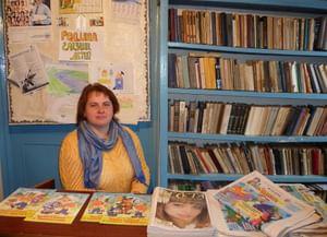 Березняговская сельская библиотека