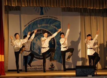 Отчетный концерт Никольской детской школы искусств