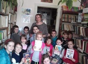Бычковская сельская библиотека