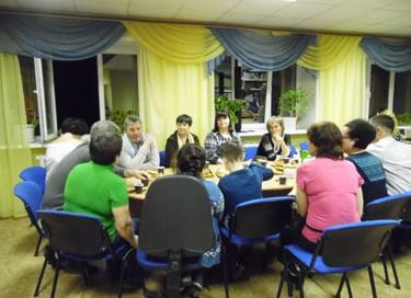 Библионочь в поселке Белоярском