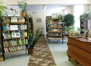 Новоторъяльская межпоселенческая центральная библиотека