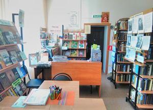 Борская библиотека-филиал