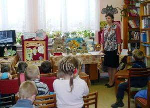 Библиотека городской филиал № 2 г. Бологое