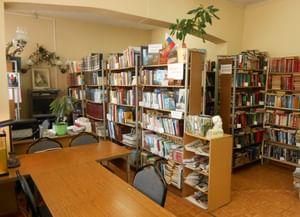 Библиотека-филиал № 13 им. Н. М. Овчинникова