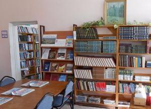 Библиотека-филиал № 10 г. Сызрань