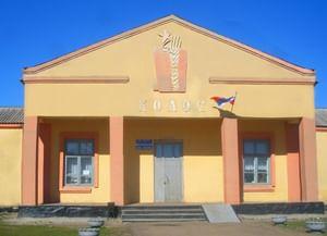 Монастырщинская сельская библиотека